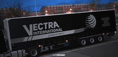Vectra International Profiliner Skin WiP [ETS2] (gripshotz) Tags: vectra international romania krone profiliner skin euro truck simulator ets 2