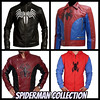spiderman collections (USA Jacket) Tags: superhero jackets hoodie spiderman movies menswear fashion newarrival bikers style ootd shopping peterparker lifestyle hollywood