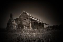Abandoned (Phil Jackson 1947) Tags: cottage abandoned derelect