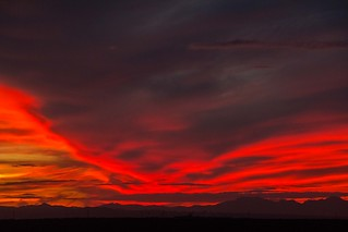 Tucson Sunset February 2, 2018