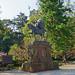 Statue of Maeda Toshiie - Oyama Park, Kanazawa