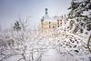 Chambord-neige-fev18-103-1700 (Diane de Guerny) Tags: chambord neige paysage snow castle château de architecture snowy cold history france loire hiver winter froid
