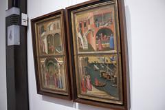 Ambrogio Lorenzetti - Uffizi - Florence (rfzappala) Tags: europe europa italy italia tuscany toscana 2016 florence firenze uffizi gallery museum ambrogio lorenzetti