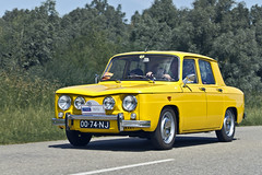 Renault 8S R1136 1970 (3653) (Le Photiste) Tags: clay renaultsaboulognebillancourtparisfrance renault8sr1136 cr frenchautomobile simplyyellow lelystadthenetherlands thenetherlands 1970 0074nj sidecode2 cwodlp afeastformyeyes aphotographersview autofocus alltypesoftransport artisticimpressions anticando blinkagain beautifulcapture bestpeople'schoice bloodsweatandgear gearheads creativeimpuls cazadoresdeimágenes carscarscars canonflickraward digifotopro damncoolphotographers digitalcreations django'smaster friendsforever finegold fandevoitures fairplay greatphotographers giveme5 peacetookovermyheart oddvehicle oddtransport hairygitselite ineffable infinitexposure iqimagequality interesting inmyeyes lovelyflickr livingwithmultiplesclerosisms myfriendspictures mastersofcreativephotography niceasitgets photographers prophoto photographicworld planetearthtransport planetearthbackintheday photomix soe simplysuperb slowride saariysqualitypictures showcaseimages simplythebest thebestshot thepitstopshop themachines transportofallkinds theredgroup thelooklevel1red simplybecause vividstriking wheelsanythingthatrolls wow yourbestoftoday rarevehicle