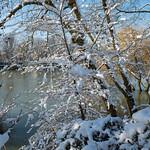 Bords de Marne sous la neige thumbnail