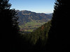 The view is opening (aniko e) Tags: lenggries schönberg brauneck mountains outdoors hiking nature autumn trees forest view bavaria bayern germany
