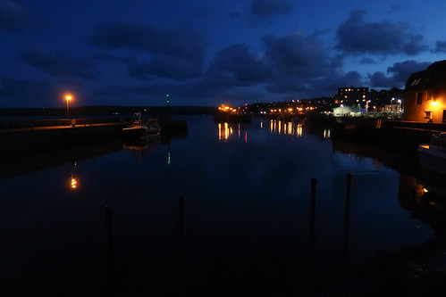 Padstow Docks - Outer Harbour