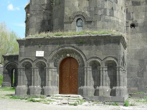 Kars, armenische Kathedrale, Heilige-Apostel-Kirche / Սուրբ Առաքելոց Եկեղեցի (10. Jhdt.)