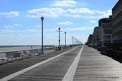02 February 2018:  On the boardwalk (RobinMSP) Tags: february2018c dailywalk winter beach boardwalk ocean oceancity easternshore maryland maidinsunphotography