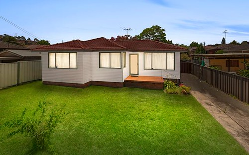 20 Winifred Crescent, Blacktown NSW