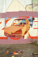 ZOERISM (zoercsx) Tags: zoer zoerism csx diecast car r5 renault 5 aryz graffiti velvet sobekcis painting grito gr170 spain catalunya granollers