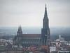 Majestätisch, das Ulmer Münster (mm18965) Tags: ulm badenwürttemberg deutschland deu dmcg6 lumix100400mm lumixdgvario100400mmf4063 michelsberg panasonic münster kirche church silhouette