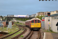 South Western Railway 483004 (Will Swain) Tags: isle wight 13th october 2017 ryde train trains rail railway railways transport travel uk britain vehicle vehicles country england english class 483 london underground south western 483004 004