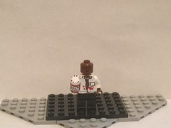 Lego Custom: Louis (Left 4 Dead) (Captain Crafter) Tags: lego custom memes meme heroes louis left 4 dead for four dank pills peels grabbing grabbin' here gmod garry's mod videogame videogames horror game games zombie zombies valve