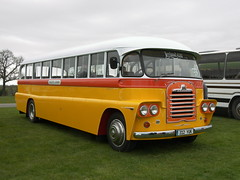 312 YUK preserved Bedford QL - Malta Bus (Ray's Photo Collection) Tags: detling bedford 312yuk malta transport show maidstone kent classic car bus coach countyshowground preserved ql