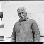 Portrait of crew member aboard HELEN B STERLING, 1899-1953 thumbnail