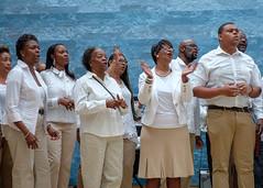 St James Missionary Baptist Church Mass Choir (-Dons) Tags: austin blantonmuseum stjamesmissionarybaptistchurchmasschoir texas unitedstates tx usa blanton choir sing soundspace