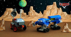 FebRovery 2018 3 (TFDesigns!) Tags: lego space rover febrovery disney pixar satire movie moon planet