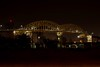 DSC_6312 (Copy) (pandjt) Tags: roadtrip unitedstates usa michigan saultstemariemichigan saultstemarie internationalbridge bridge nightphotography
