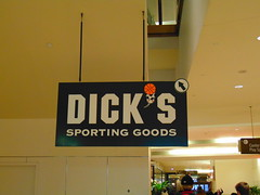 Dick's Sporting Goods (Connecticut Post Mall) (jjbers) Tags: connecticut post mall milford february 3 2018 store dicks sporting goods sign