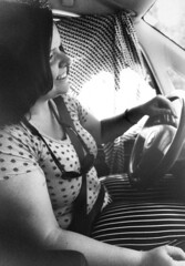 (SamBHart) Tags: nikonfm2 24mmlens bwfilm analog blackandwhite autobiographical summer friends personal 35mmfilm patterns driving