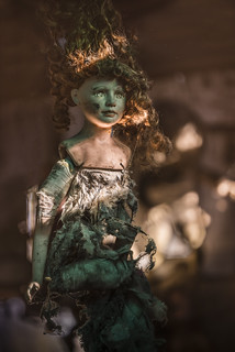 The princess of decay