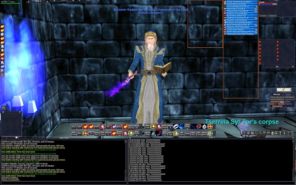 The World's most recently posted photos of everquest