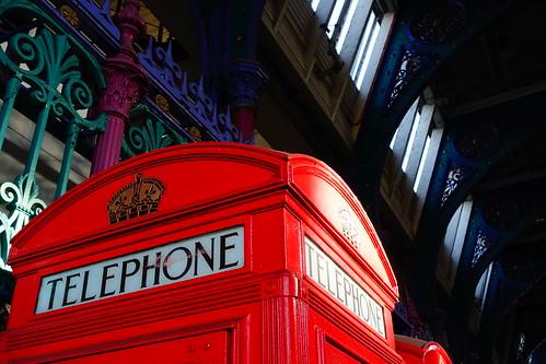 London+Phone+Box%2C+Smithfield+Market
