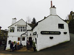 The Lord Nelson (vintage vix - Everything is a miracle) Tags: luddenden pub thelordnelson