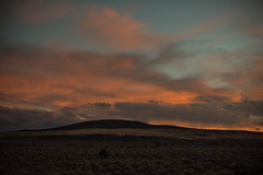 (Marissa S. C.) Tags: sunset landscape valley mountain hill clouds taos newmexico