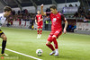 Åsane - Brann 0-2: Vidar Ari Jonsson (Plekter) Tags: brann åsane treningskamp vestlandshallen sportsphotography footballphotography
