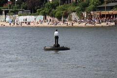 Stand im Wasser
