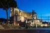 Altare della Patria - Piazza Venezia (Roma) (Andreas Laimer) Tags: roma italia treppiede notte notturna monumenti piazza luci contrasto colori sony nex6