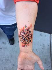 #johngraefe #fusionink #watercolor #watercolortattoo #watercolour #watercolourtattoo #tattoo #tattoos #tattooed #ink #color #colortattoo #abstract #abstracttattoo #california #riverside #inlandempire #temecula #ie #compasstattoo johngraefe@yahoo.com (john graefe) Tags: johngraefe ie compasstattoo fusionink watercolor watercolortattoo watercolour watercolourtattoo tattoo tattoos tattooed ink color colortattoo abstract abstracttattoo california riverside inlandempire temecula