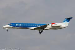 G-RJXD - 2000 build Embraer 145EP, on approach to Runway 25L at Frankfurt (egcc) Tags: 145207 bd bmr eddf emb145 emb145ep embraer embraer145 fra frankfurt grjxd lightroom main rheinmain bmiregional