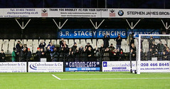 Cray Wanderers 1 Lewes 2 20 01 2018-725.jpg (jamesboyes) Tags: lewes cray bromley football bostik isthmian fa soccer action goal game celebrate celebration sport athlete footballer canon dslr