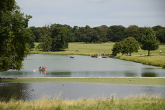The Lake (Worthing Wanderer) Tags: norfolk summer sunny farmland coast seaside nelson holkham burnham hero august e q