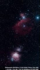 Orion 2e traitement (achrntatrps) Tags: orion nébuleusedorion orionnebula m42 ngc1976 nightshot d5300 nikon photographe photographer alexandredellolivo dellolivo lachauxdefonds suisse nuit night nacht galaxie galaxy achrntatrps achrnt atrps radon200226 radon etoiles stars sterne estrellas stelle astronomie astronomy nicht noche notte nikkor70200f28vrii suivi astrophotographie ic434 ngc2024 sh2277 lbn953 ced55p ced55n ngc1977 nébuleusedelhommequicourt twin1isr2 eosforastro astrotrac320x astrometrydotnet:id=nova2438745 astrometrydotnet:status=solved