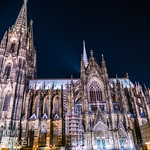 The Roman Catholic cathedral in Cologne, Cologne Dome, Kölner Dome, Germany - Deutschland thumbnail