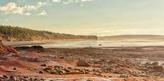Dennis Beach - New Brunswick (James P. Mann) Tags: dennis beach new brunswick fundy bay maritime