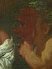 POUSSIN Nicolas,1627-28 - Bacchanale à la Joueuse de Guitare, La Grande Bacchanale (Louvre) - Detail 100 (L'art au présent) Tags: art painter peintre details détail détails detalles painting paintings peinture peintures 17th 17e 17thcentury tableaux museum france paris tête heads head jeune figure people littleboy garçons enfant kid kids child children bare naked nude nu musicalinstrument music musique musicien musician guitar mountain montagne putti amour love grace graceful grâce jeunefemme youngwoman man men hommes animal animals animaux chèvre goat agneau lamb boire boisson drink fête feast bacchus philostrate île island andros andriens titien prado
