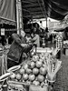 Pomegranate juice (radimersky) Tags: travel travelphotography monochrome samsung7s morocco maroko africa afryka agadir smg935f people soukelhad souk targowisko grnat pomegranate granty sok juice fresh czarnobiałe bw press wyciskanie świeży man mężczyzna