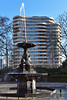 Fountain / Bessborough Gdns (Images George Rex) Tags: london westminster uk fountain park londonpark pimlico stantonwilliams petershepheard dolphins england photobygeorgerex unitedkingdom britain imagesgeorgerex riverwalk sturgeon