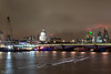 Kayaking on the Thames (Dan Elms Photography) Tags: london lumiere capital capitalcity city night nightshoot longexposure nighttime evening january 2018 perspective exposure canon danelms danelmsphotography talldan76 flickr