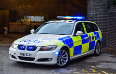 NK61CJU (firepicx) Tags: nk61cju cleveland durham specialist operations unit sou cdsou police cars 999 emergency vehicle blue lights sirens photo uk british