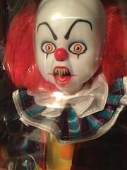 We All Float Down Here. (Josie&theKILLER_DOLLS) Tags: living dead dolls it pennywise 1990 creepy horror teeth clown jose