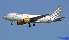 EC-MKX LEMD 12-01-2018 (Burmarrad (Mark) Camenzuli Thank you for the 10.3) Tags: airline vueling airlines aircraft airbus a319111 registration ecmkx cn 3054 lemd 12012018