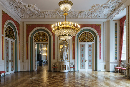 The Abildgard Room, Christiansborg Palace