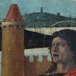BELLINI Giovanni,1465-70 - Le Calvaire (Louvre) - Detail 43 thumbnail