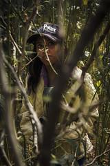 Itzel. (Alan Hurias) Tags: retrato naturaleza campo